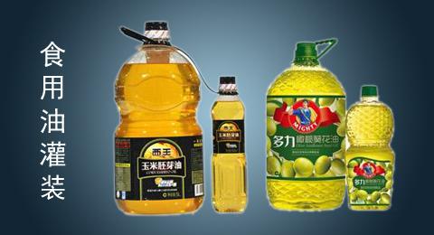 食品油灌装机